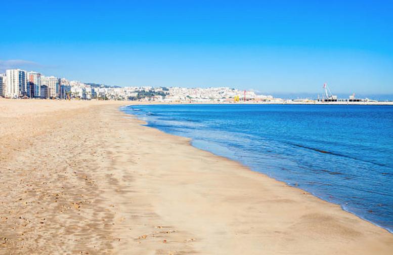 Tanger strand